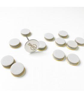 спонжик диск L для идеальной полировки (25 шт)