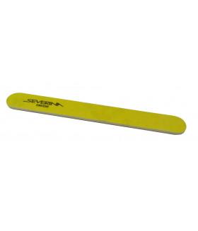 Пилка 150 / 220 двухсторонняя прямая желтая