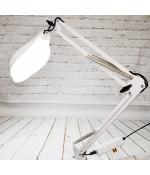Лампа-лупа настольная