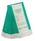 Пакет 75х150 комбинированный для паровой и воздушной стерилизации  (100шт.)