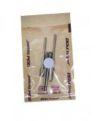 Пакеты 60х100 мм комбинированные из коричневой крафт бумаги и плёнки DGM Steriguard®