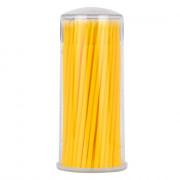 Аппликаторы одноразовые M (1.5 мм желтые) 100 шт.