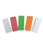 Разделитель для пальцев цветной (упаковка 5 пар) арт. 684002