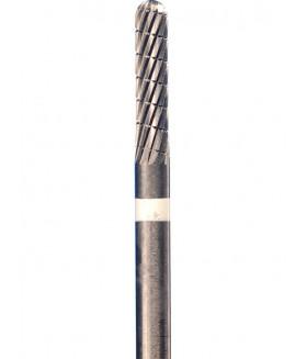 702402 Фреза твердосплавная цилиндр мелкая спиральная насечка