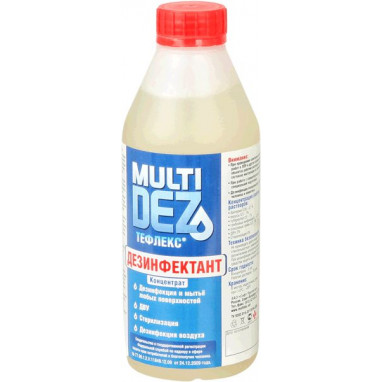 МультиДез концентрат, 0,5 л