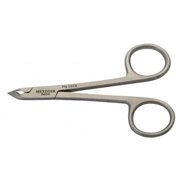 Кусачки-ножницы для кожи или ногтей PP-1019-D-(6мм)-BJ