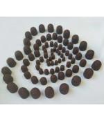 Колпачок КМ диаметр 13 мм. коричневый