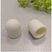 Колпачок абразивный МедКапс 10 мм белый