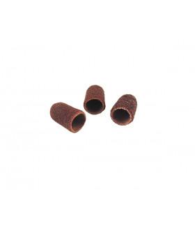 Колпачок КМ диаметр 7 мм. коричневый