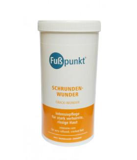 FussPunkt Schrunden-Wunder Крем  от трещин для очень сухой кожи ног 450 мл