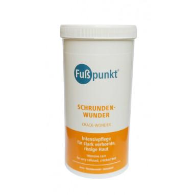 FussPunkt Schrunden-Wunder Крем  от трещин 450 мл