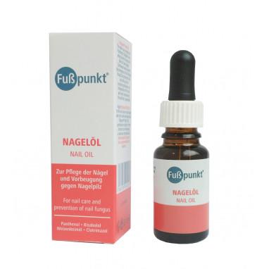 FussPunkt NagelOil Защитное противогрибковое масло для ногтей 15 мл