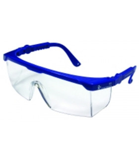 Очки прозрачные  с антизапотевающим покрытием