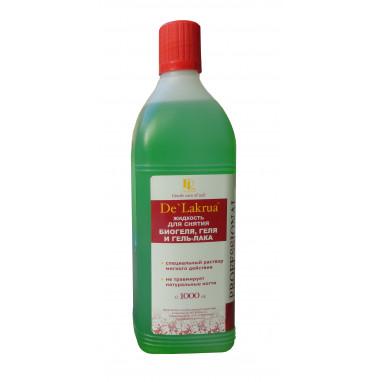 Жидкость для снятия биогеля и геля 1 л. арт.685990