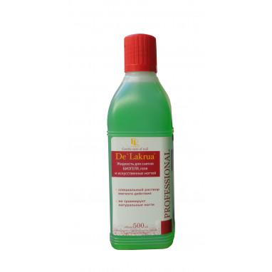Жидкость для снятия биогеля и геля 0,5л. арт.686003